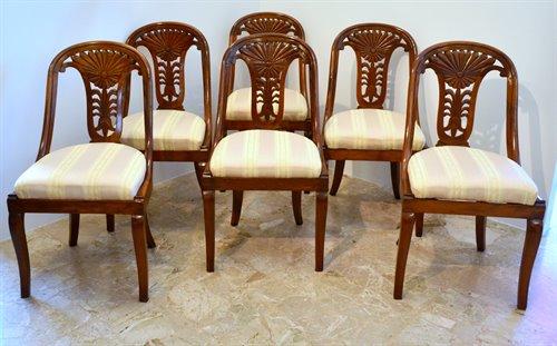 Sedie Ottocento Francese : Mobili antichi