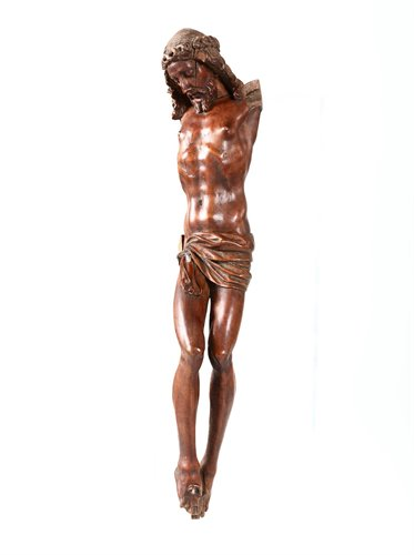 Cristo Fiammingo in bosso